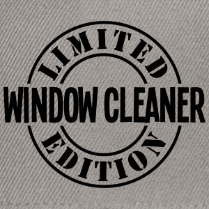 window cleaner limited edition stamp cop - Snapback Cap
