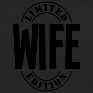 wife limited edition stamp - Men's Premium Longsleeve Shirt