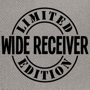 wide receiver limited edition stamp - Snapback Cap