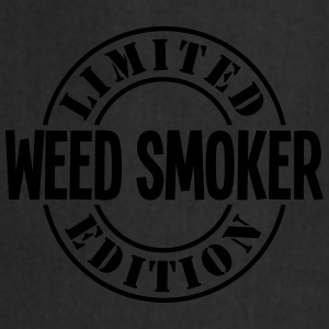 weed smoker limited edition stamp - Cooking Apron