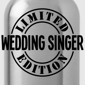wedding singer limited edition stamp cop - Water Bottle