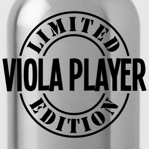 viola player limited edition stamp - Water Bottle