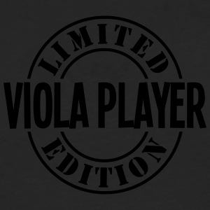 viola player limited edition stamp - Men's Premium Longsleeve Shirt
