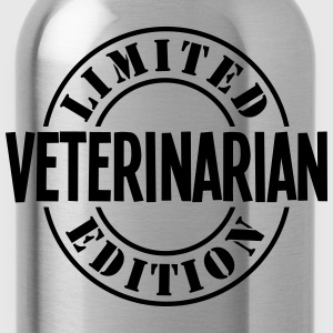 veterinarian limited edition stamp - Water Bottle