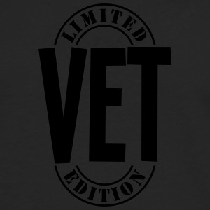 vet limited edition stamp - Men's Premium Longsleeve Shirt