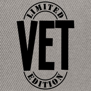 vet limited edition stamp - Snapback Cap