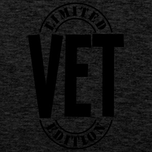 vet limited edition stamp - Men's Premium Tank Top