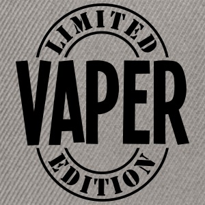 vaper limited edition stamp - Snapback Cap