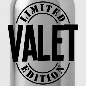 valet limited edition stamp - Water Bottle