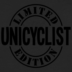 unicyclist limited edition stamp - Men's Premium Longsleeve Shirt