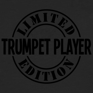 trumpet player limited edition stamp cop - Men's Premium Longsleeve Shirt