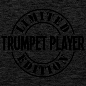 trumpet player limited edition stamp cop - Men's Premium Tank Top