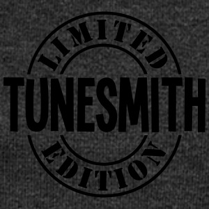 tunesmith limited edition stamp - Women's Boat Neck Long Sleeve Top
