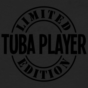 tuba player limited edition stamp - Men's Premium Longsleeve Shirt