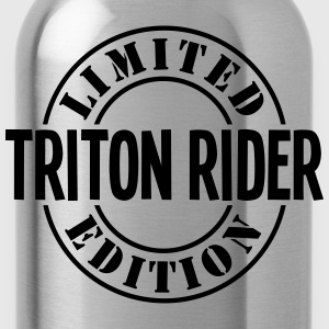 triton rider limited edition stamp - Water Bottle