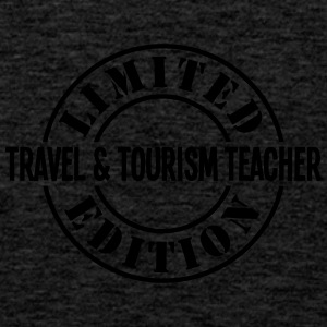 travel  tourism teacher limited edition  - Men's Premium Tank Top