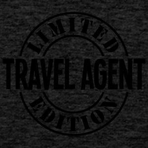 travel agent limited edition stamp - Men's Premium Tank Top