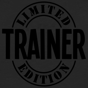 trainer limited edition stamp - Men's Premium Longsleeve Shirt