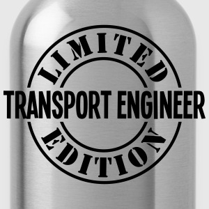 transport engineer limited edition stamp - Water Bottle
