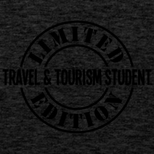 travel  tourism student limited edition  - Men's Premium Tank Top