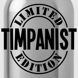 timpanist limited edition stamp - Water Bottle