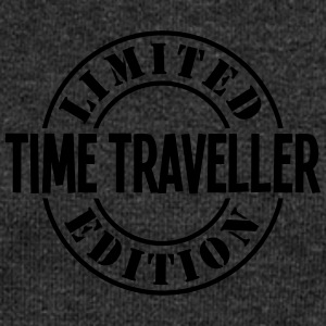 time traveller limited edition stamp cop - Women's Boat Neck Long Sleeve Top