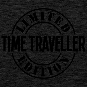 time traveller limited edition stamp cop - Men's Premium Tank Top