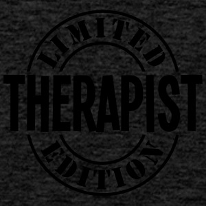 therapist limited edition stamp - Men's Premium Tank Top