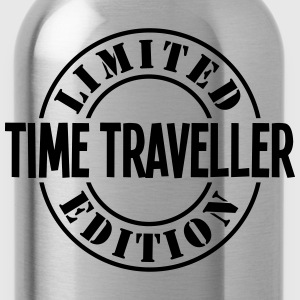 time traveller limited edition stamp cop - Water Bottle
