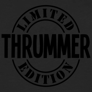 thrummer limited edition stamp - Men's Premium Longsleeve Shirt