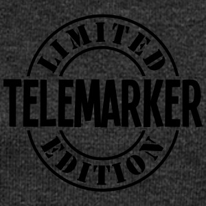 telemarker limited edition stamp - Women's Boat Neck Long Sleeve Top