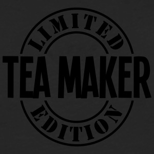 tea maker limited edition stamp - Men's Premium Longsleeve Shirt