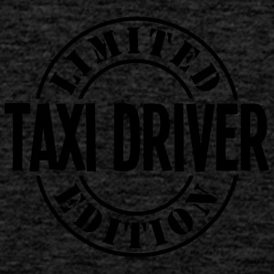 taxi driver limited edition stamp - Men's Premium Tank Top