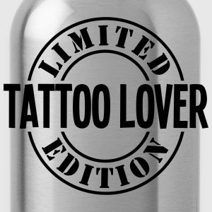 tattoo lover limited edition stamp - Water Bottle