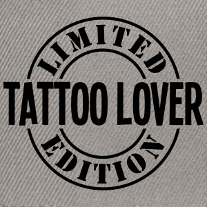 tattoo lover limited edition stamp - Snapback Cap