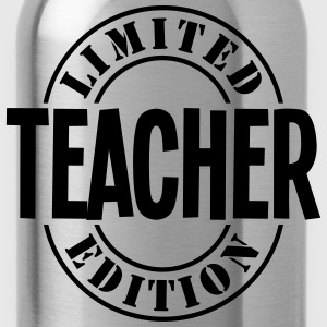 teacher limited edition stamp - Water Bottle