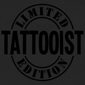 tattooist limited edition stamp - Men's Premium Longsleeve Shirt