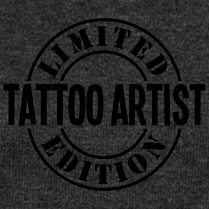 tattoo artist limited edition stamp - Women's Boat Neck Long Sleeve Top
