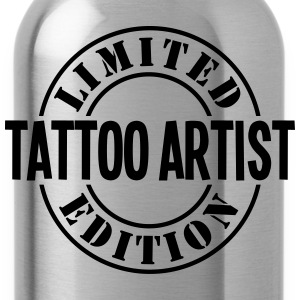 tattoo artist limited edition stamp - Water Bottle
