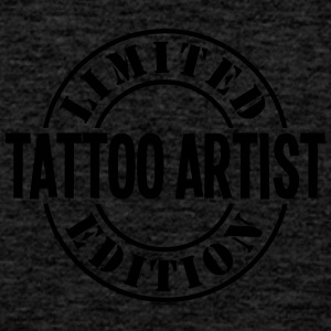 tattoo artist limited edition stamp - Men's Premium Tank Top