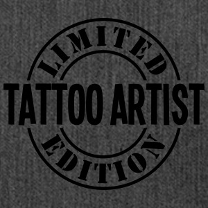 tattoo artist limited edition stamp - Shoulder Bag made from recycled material