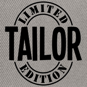 tailor limited edition stamp - Snapback Cap