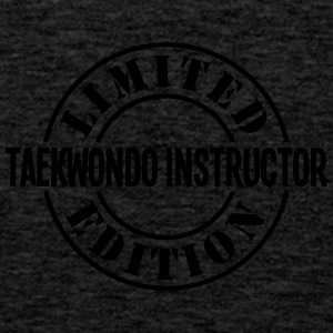 taekwondo instructor limited edition sta - Men's Premium Tank Top