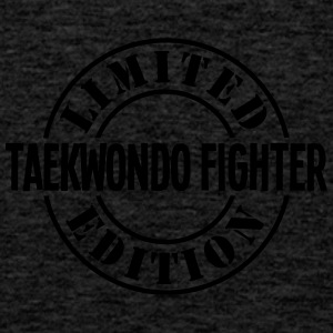 taekwondo fighter limited edition stamp  - Men's Premium Tank Top
