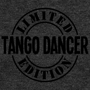 tango dancer limited edition stamp - Women's Boat Neck Long Sleeve Top