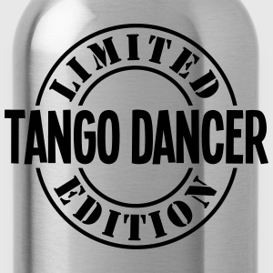 tango dancer limited edition stamp - Water Bottle