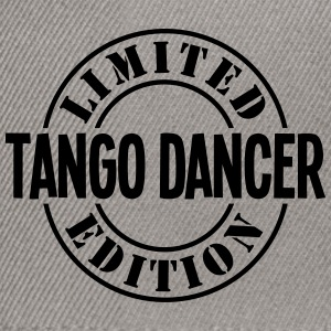 tango dancer limited edition stamp - Snapback Cap