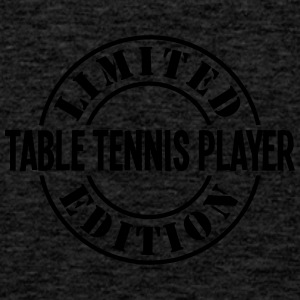 table tennis player limited edition stam - Men's Premium Tank Top