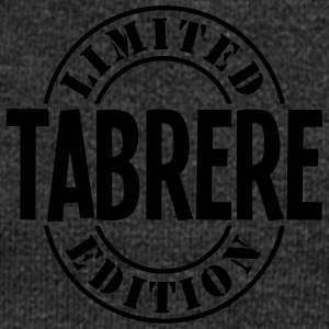 tabrere limited edition stamp - Women's Boat Neck Long Sleeve Top