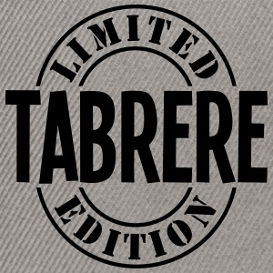 tabrere limited edition stamp - Snapback Cap